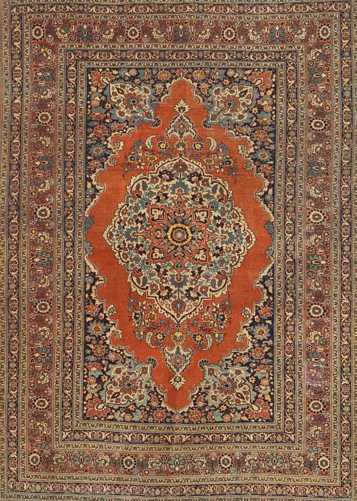 Traditional 4710 Area Rug, 2'0