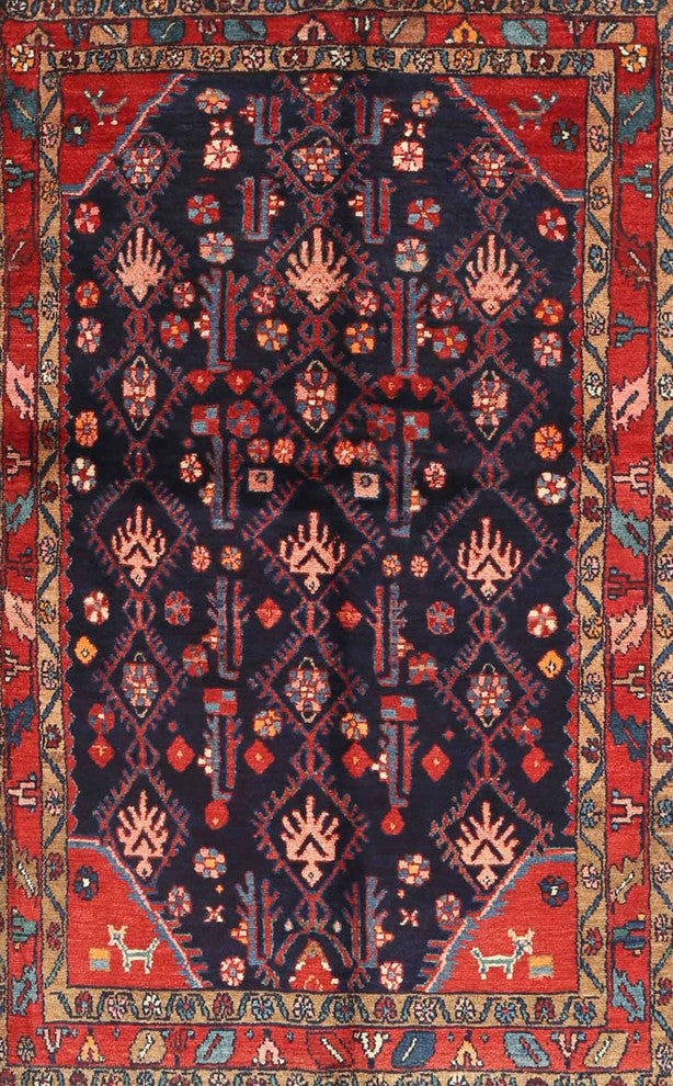 Traditional 4336 Area Rug, 2'0