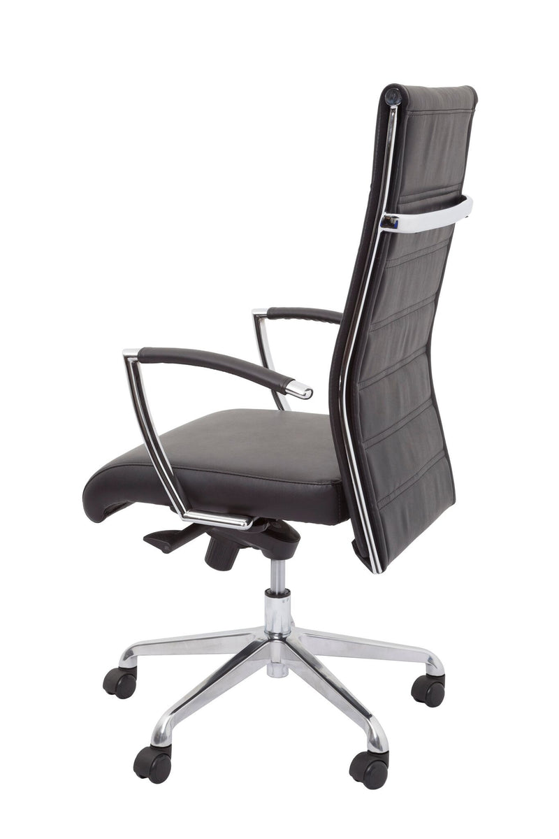 fully adjustable office chair. Cl200 Executive High Back Chair Fully Adjustable Office