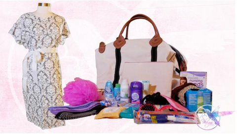 The Preggie bag-ordinal