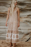 Ladies Sahara Midi Dress