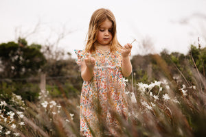 Little Prairie Dress ~ Primrose