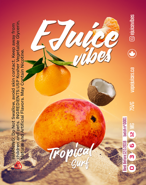 Tropical Surf 120ml