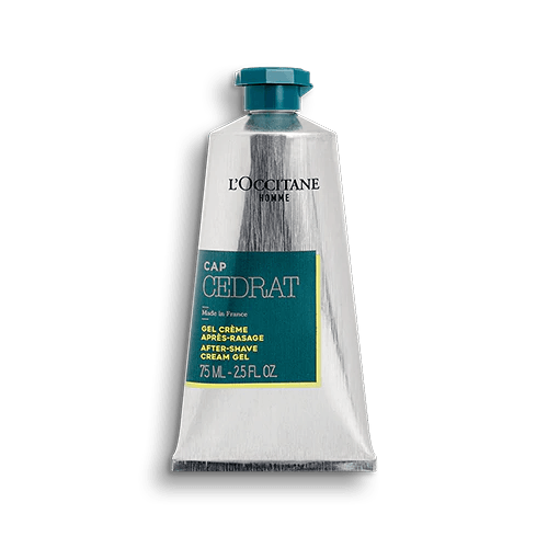 Cad Cedrat After Shave Cream Gel 75ml - RUTHERFORD & Co