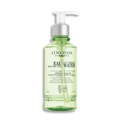 Cleansing Infusions 3-in-1 Micellar Water 200ml - RUTHERFORD & Co