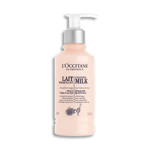 Cleansing Milk Facial Make-Up Remover 200ml - RUTHERFORD & Co