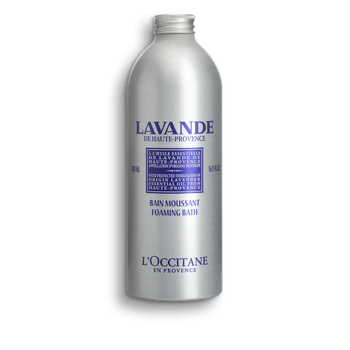 Lavender Foaming Bath 500ml - RUTHERFORD & Co