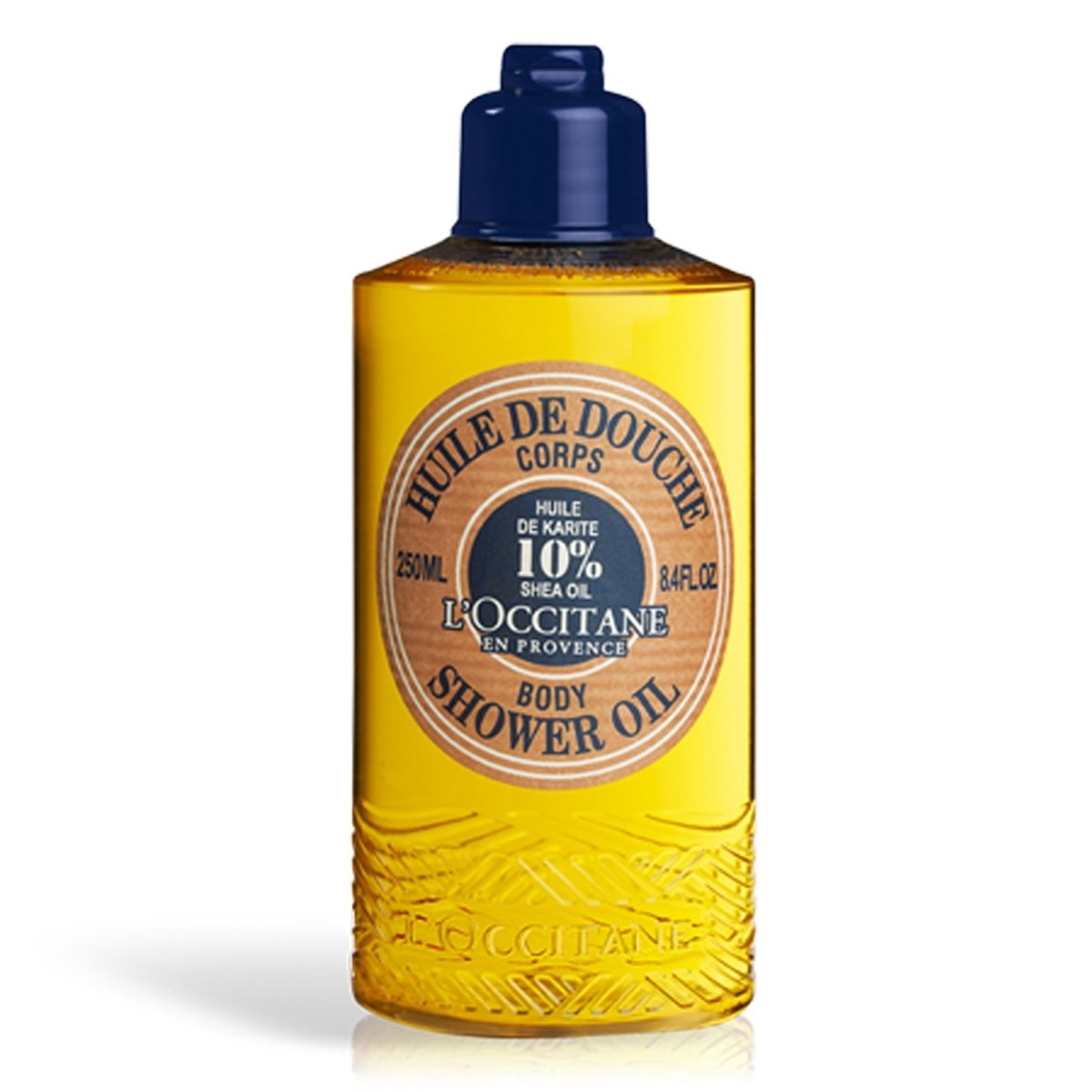Shea Shower Oil 250ml - RUTHERFORD & Co