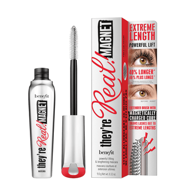 They're Real! Magnet Extreme Lengthening Mascara - RUTHERFORD & Co
