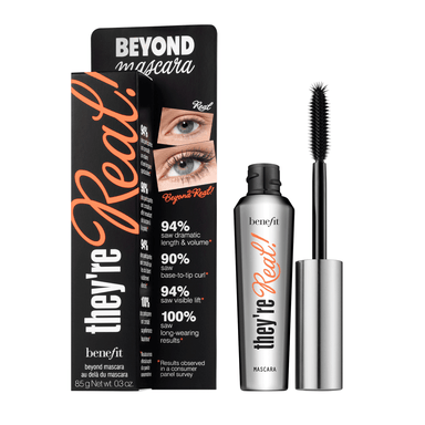 They're Real Mascara - RUTHERFORD & Co