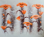 """Orange Poppies"" by Arta Wijaya, Bali"