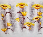 """Yellow Poppies"" by Arta Wijaya, Bali"
