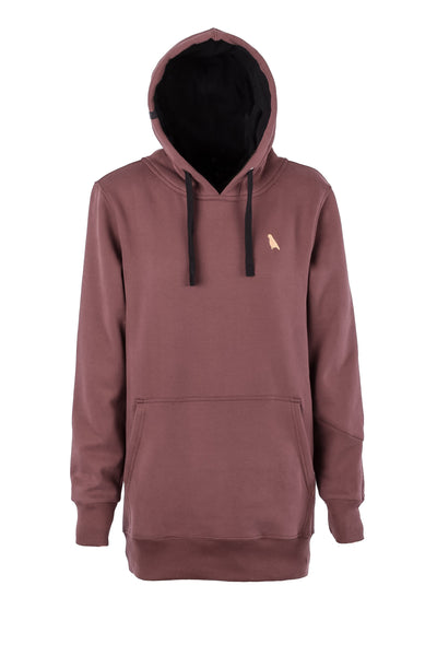 DWR OG Shred Hoodie Maroon - Yuki Threads