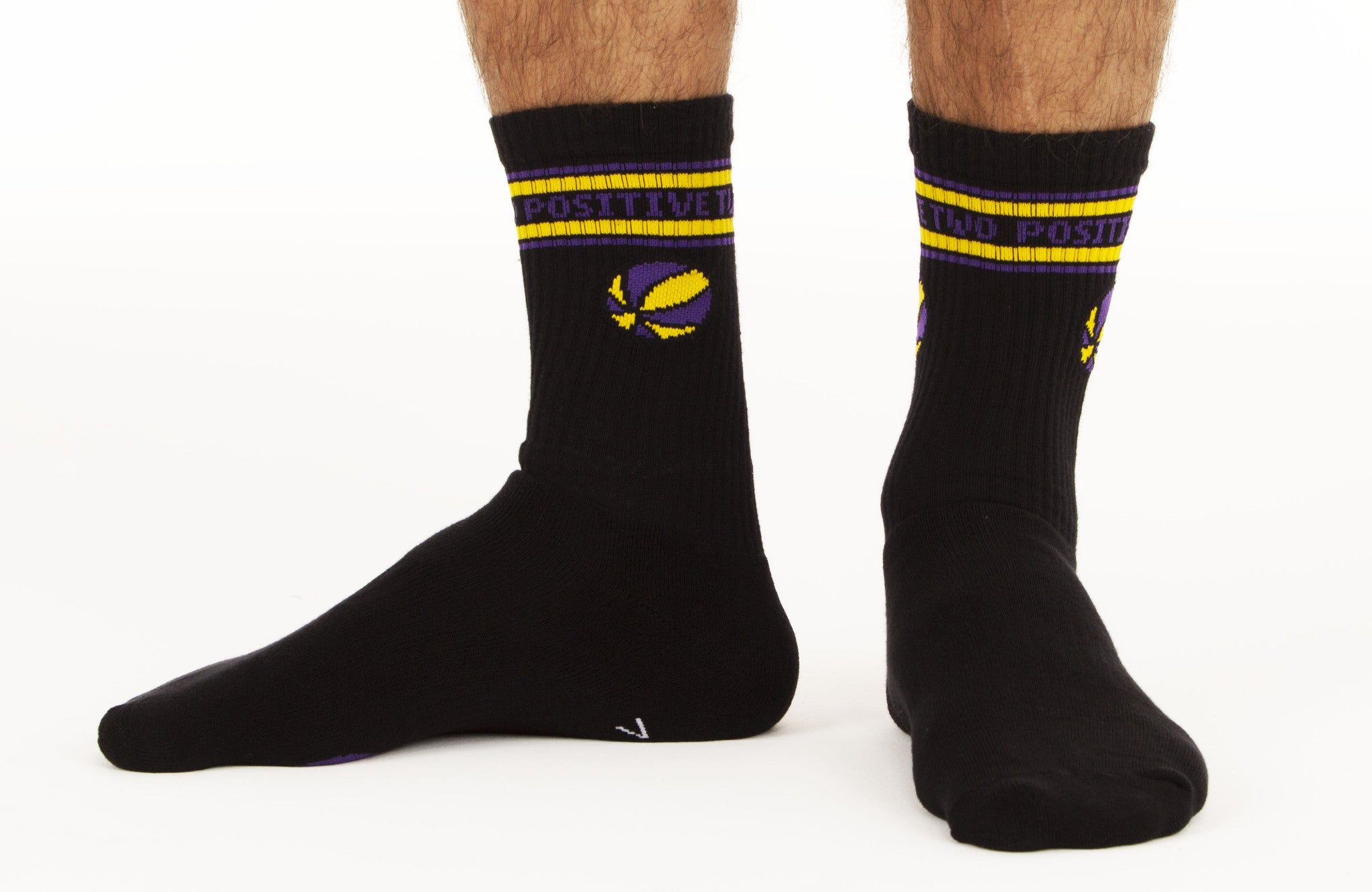 B-Ball Socks Black