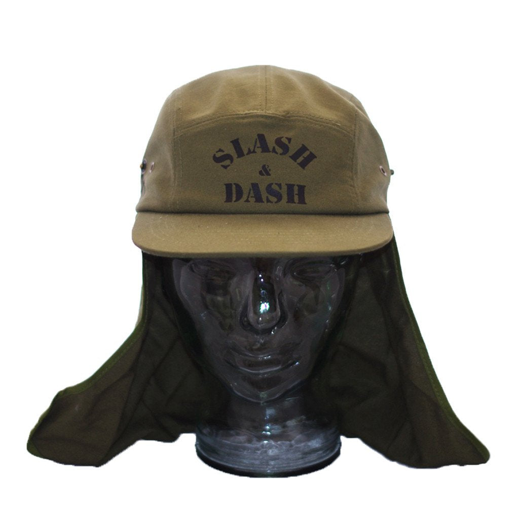 Slash & Dash legionnaire - Army Green