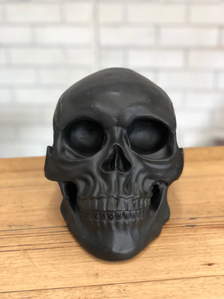 William B Bones - Black Skull
