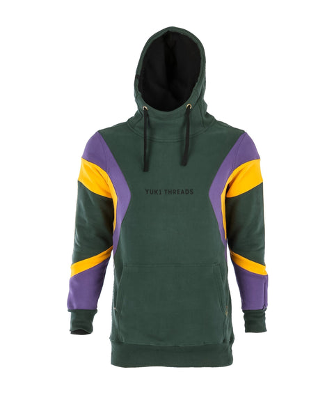 DWR MD Shred Hoodie Dark Teal - Yuki Threads