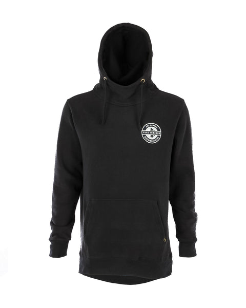 DWR Loop Shred Hoodie Black - Yuki Threads