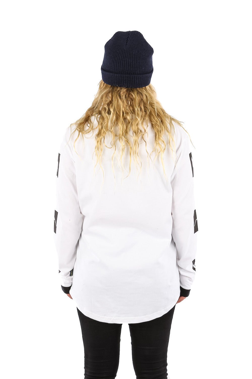 Gang Related Long Sleeve Tee White - Yuki Threads
