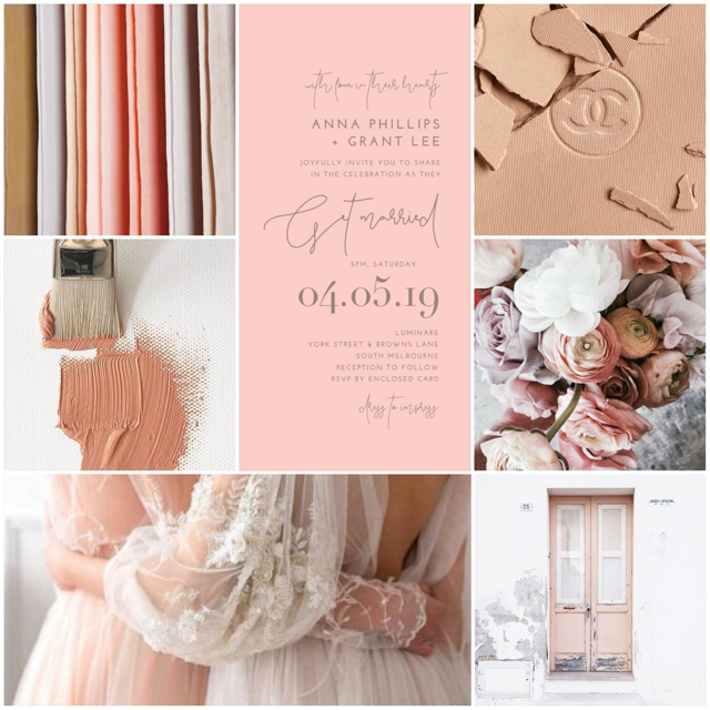 Spotlight on Colour: Blush, Taupe, Ivory and Stone