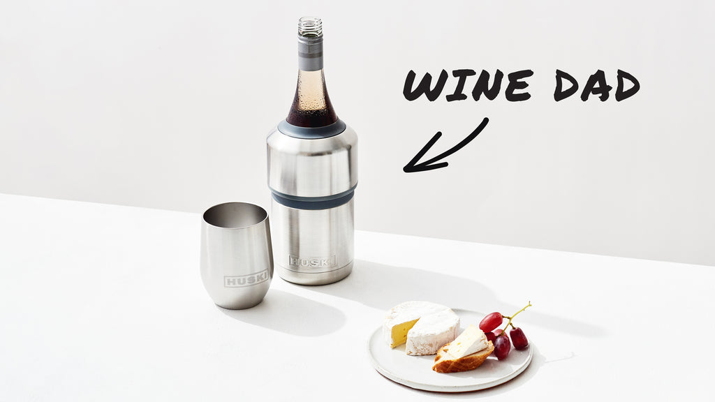 Gift for Dad's who love wine