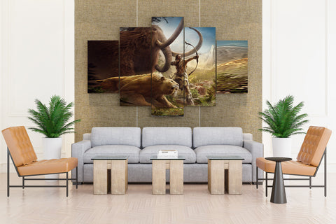 Far Cry Archers - 5 piece Canvas