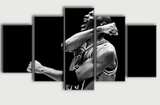 Michael Jordan Power Canvas - 5 piece Canvas - EpicKanvas