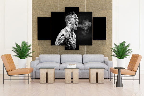 Pontus - 5 piece Canvas