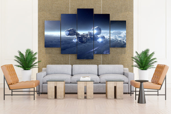 Prometheus (2012)  - 5 piece Canvas - EpicKanvas