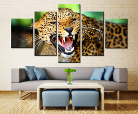 Royal Bengal Tiger  - 5 piece Canvas