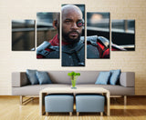 Movie heros - 5 piece Canvas