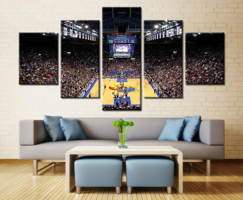 Stadium and sports - 5 piece Canvas