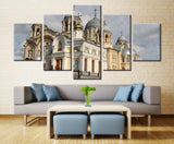 Simeon of Verkhoturye (Historical Town, Russia) - 5 piece Canvas - EpicKanvas