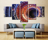 Artistic Wall - 5 piece Canvas - EpicKanvas
