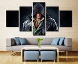 Game heros - 5 piece Canvas - EpicKanvas