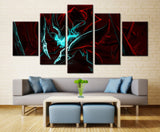 Game heroes - 5 piece Canvas - EpicKanvas