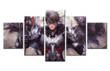 Game Hero  - 5 piece Canvas - EpicKanvas