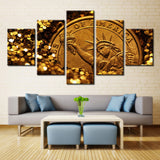 American Doller - 5 piece Canvas - EpicKanvas