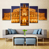 Sweet Home  - 5 piece Canvas