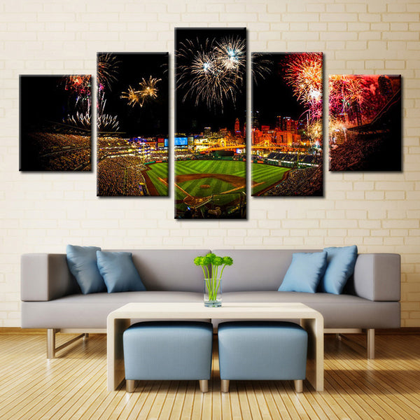 Play Ground - 5 piece Canvas - EpicKanvas