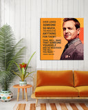 1 Pc Framed Harvey Specter Motivational Canvas-Spectar Life Success Art for Office/Home Decor - EpicKanvas