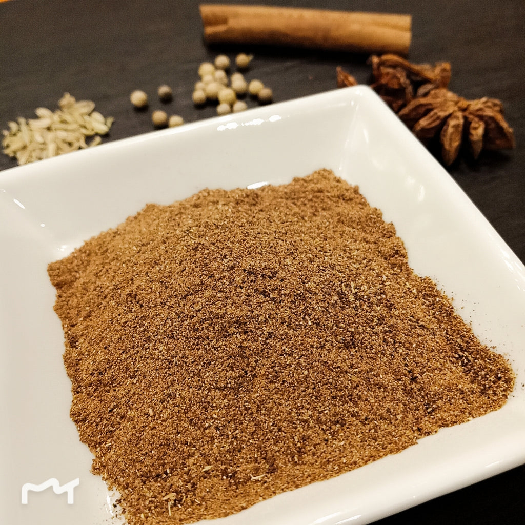 Homemade Five Spice Powder 自制五香粉
