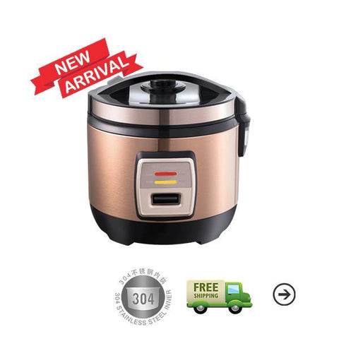 1.8L Enco Rice Cooker 【1.8L 安康饭锅】