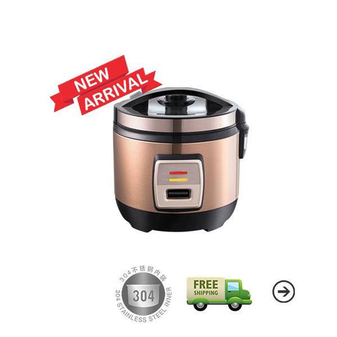 1.0L Enco Rice Cooker 【1.0L 安康饭锅】