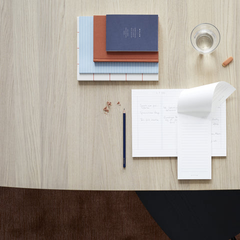 NOTEM studio available at NABO shop. Beautiful crafted stationary from Copenhagen
