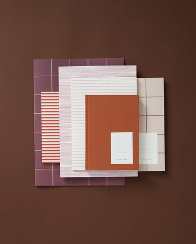 NOTEM studio now available at NABO shop. Beautifully crafted stationary Copenhagen