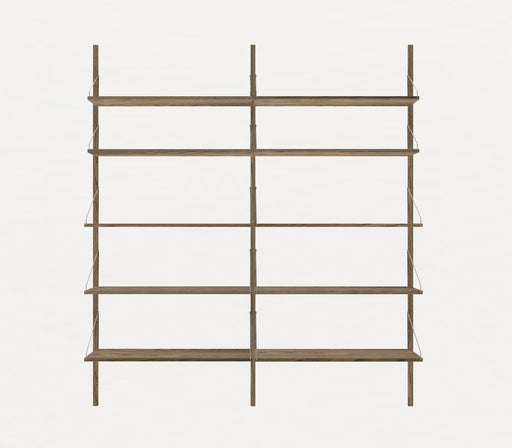 Shelf Library | Dark/Steel