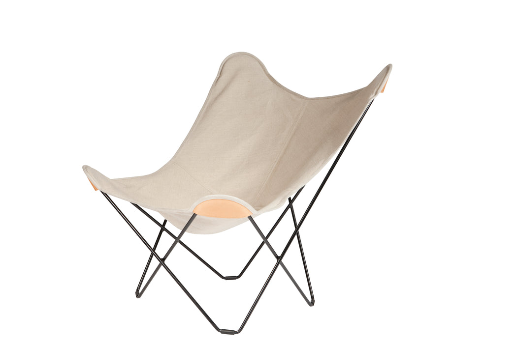 Butterfly Chair in Canvas
