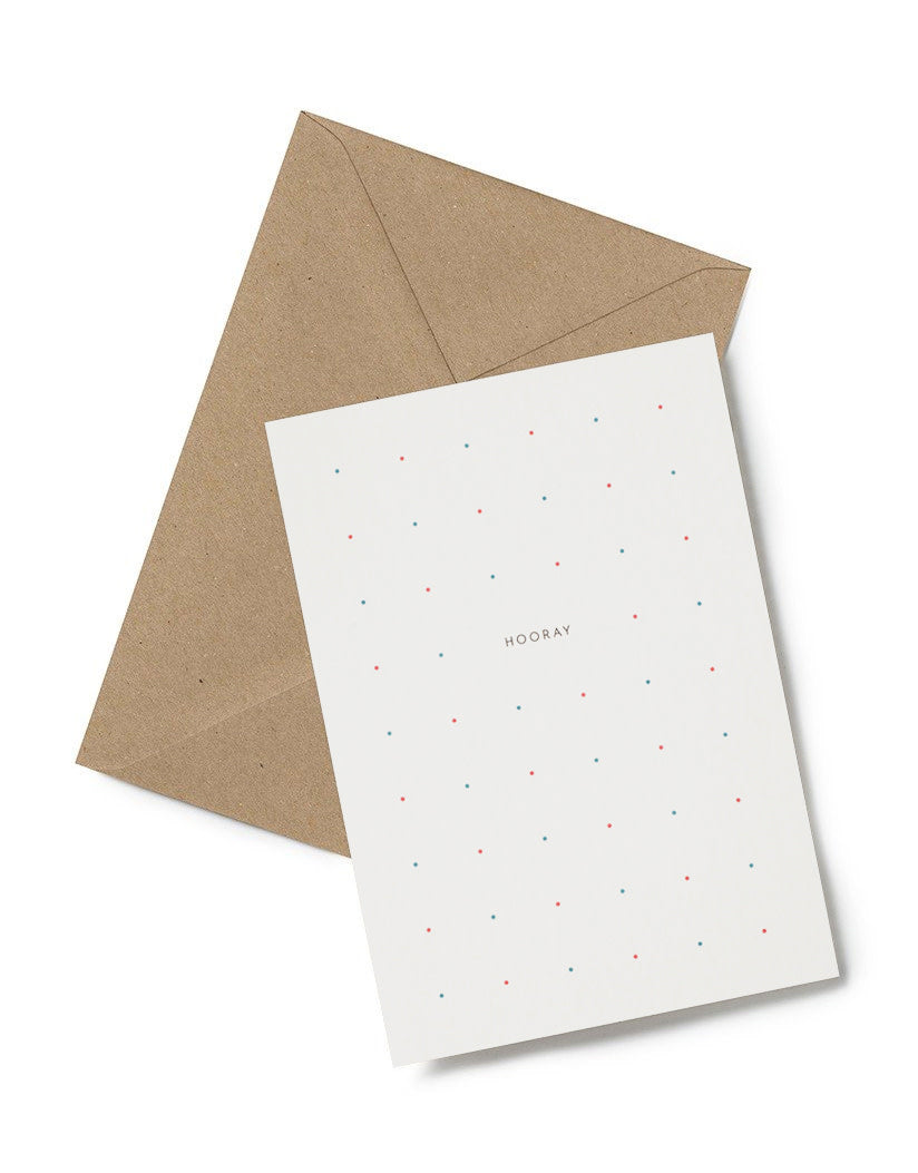 Greeting Card | Hooray