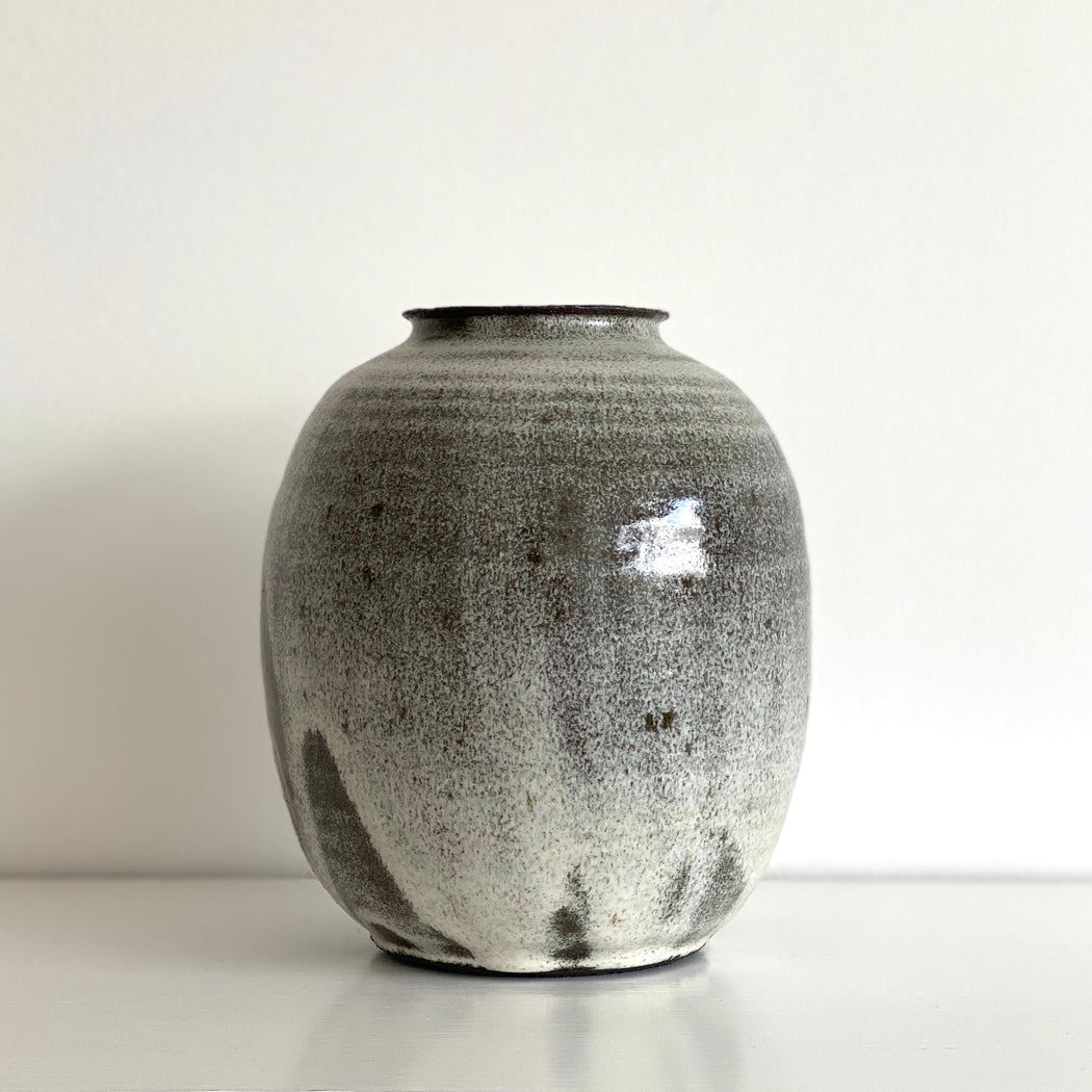 Moon Jar Vase | One of a kind